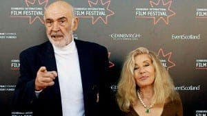 LICENC TO ILL?: Sean Connery's wife set for court