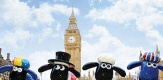 Shaun The Sheep e