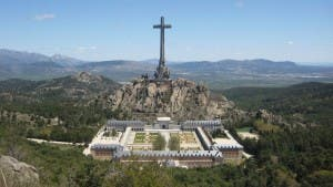 VALLE DE LOS CAIDOS: Franco's tomb