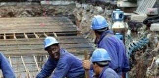 Workers Salaries