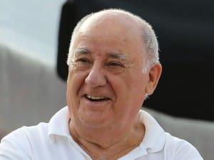Inditex boss Amancio Ortega