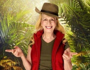 JUNGLE FAVOURITE: Lady Colin Campbell