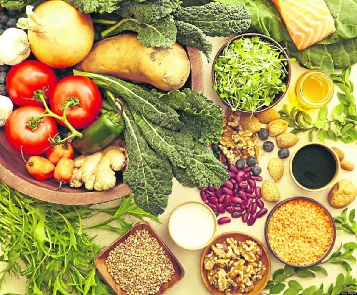 who endorses the whole food diet