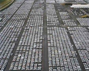 new-cars-storage-lot