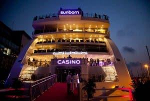 ALL ABOARD: Sunborn Hotel, Gibraltar