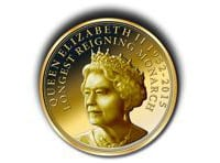 queen coin gibraltar