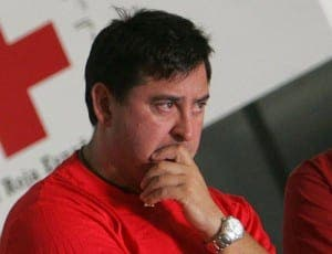 Jose Vega skipper of the 'Nuevo Pepita Aurora'