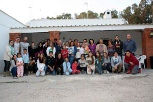 JEREZ: The Syrian refugees and the team that helped them