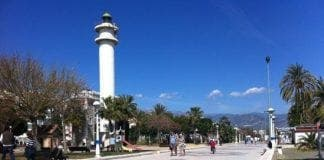 torre del mar lighthouse