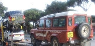 transporter cars