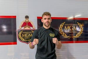 Billy Joe Saunders at MGM Marbella