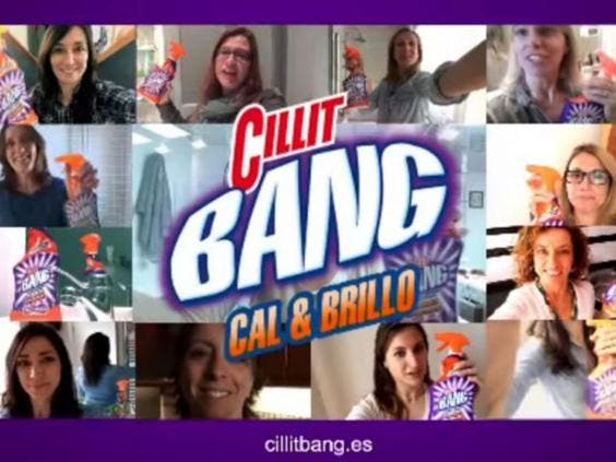 Shall cillit gang bang speaking