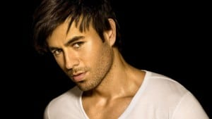 ENRIQUE IGLESIAS: Stinging remarks