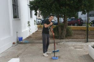 LUIS: Hogar Betania resident