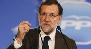 RAJOY: Set to win, but not a majority of seats