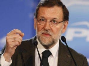 RAJOY: Wants to end working day at 6pm