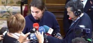 IGLESIAS: Podemos leader in congress clash