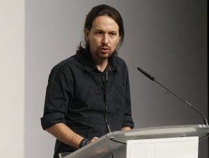 IGLESIAS: Stunning result for Podemos