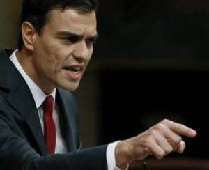 NO DEAL: Sanchez dismisses Rajoy pact
