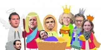 Politics Nativity e
