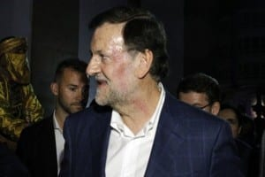 RAJOY: Rules out PSOE pact