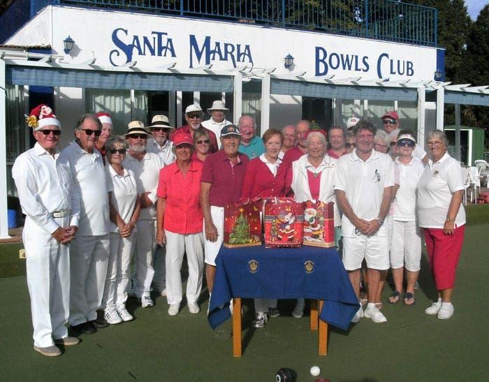 Santa Maria Bowls club