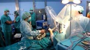 Sax surgery