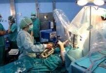 Sax surgery e