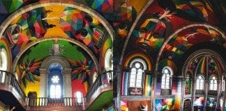 Skatepark church