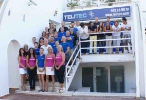 Telitec team