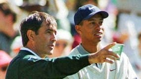 Tiger and seve