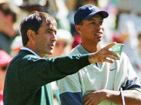 Seve and Tiger