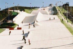 Torremolinos-ski-slope