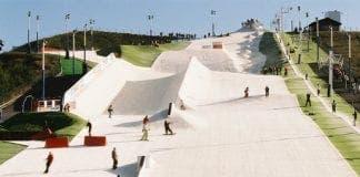 Torremolinos ski slope