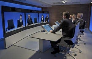 VIDEO CONFERENCE: Smart move for business
