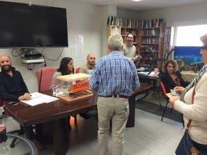 CASARES: Voters go to the ballot box