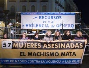 Foro de Madrid contra la Violencia a las Mujeres Photo: . EFE/Luca Piergiovanni