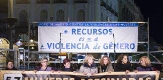 Women against violence EFE