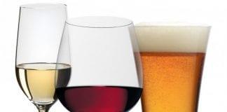 beer wine e