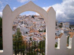 COME UP AND SEE: Exqisite hilltop village of Comares
