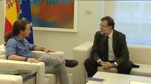 FACE TO FACE: Iglesias to reject PP pact