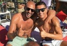 ronaldo and hari e