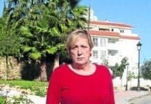 Angry woman e