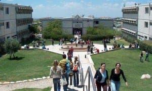 Ariel University in Israel
