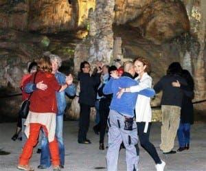 Cave-dancers
