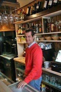 Gonzalo at La Muralla