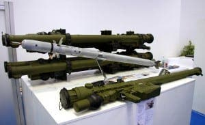 DEADLY: Gang suspected of smuggling Russian Igla missiles