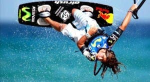 Kite-surfing-Gisela-Pulido