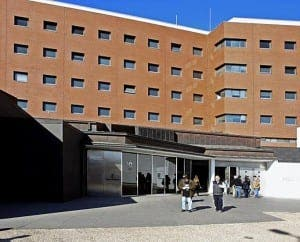 Hospital de Manzanares near Madrid