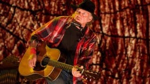 HEART OF GOLD: Neil Young heading to Madrid